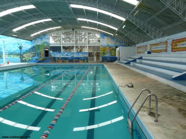 agua caliente piscinas codesolar cia ltda ecuador sudamerica